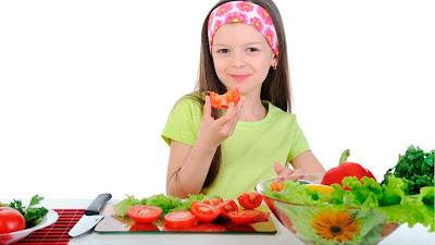 Hacer niños coman sano