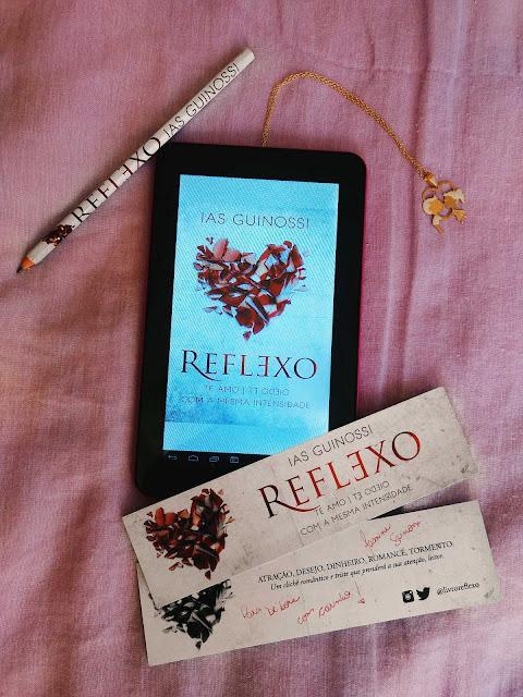 Livro Reflexo - Ias Guinossi