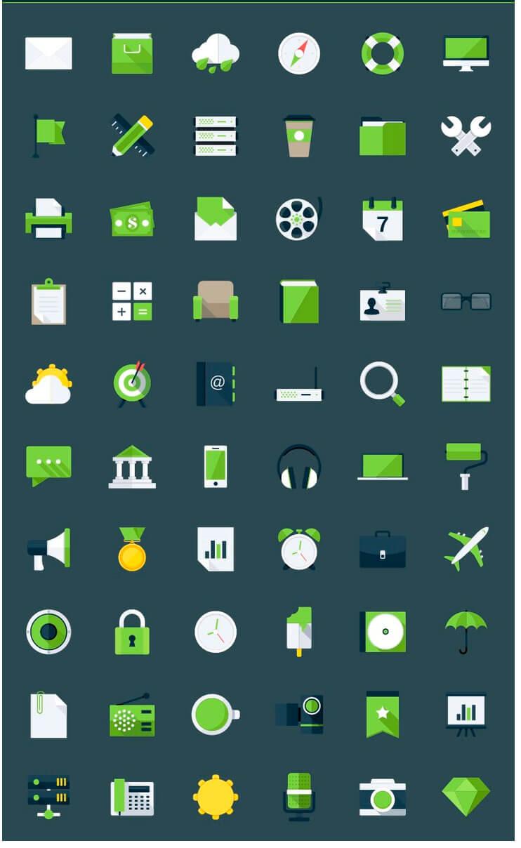 iconos-gratis-estilo-flat