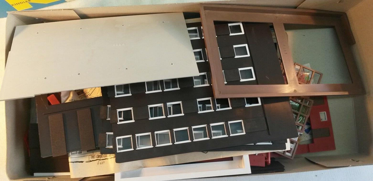 bahnbauten h0 tt n esso motor hotel sindelfingen. Black Bedroom Furniture Sets. Home Design Ideas