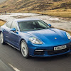 2017 Porsche Panamera Turbo S E-Hybrid -The big, rapid and quirky saloon