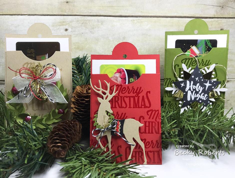 Inking Idaho: 8th Day of Christmas