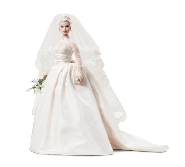 ImagineMDD: To Catch a Prince Grace Kelly Costume Barbie ...