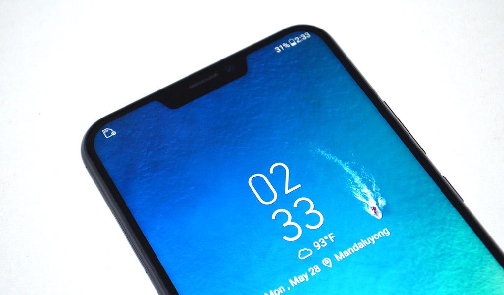 ASUS Zenfone 5 Screen