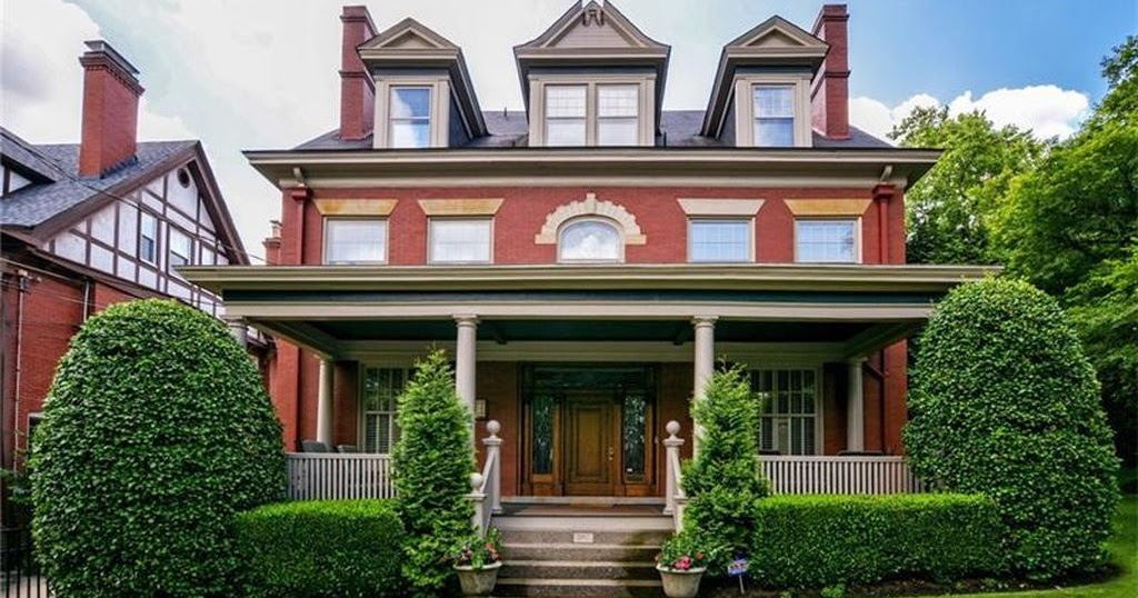 Sweet House Dreams 1880 Brick Colonial In Pittsburgh