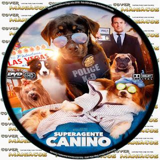GALLETA SUPERAGENTE CANINO/SHOW DOGS 2018