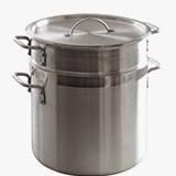 oala aluminiu pentru fiert orez si paste, oala profesionale pentru bucatarii horeca