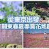 [日本/關東] 春夏季賞花旅行地圖:從東京出發,迎接七彩繽紛的季節!