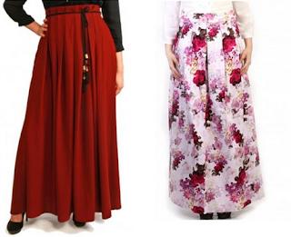 model rok bawahan muslim terbaru