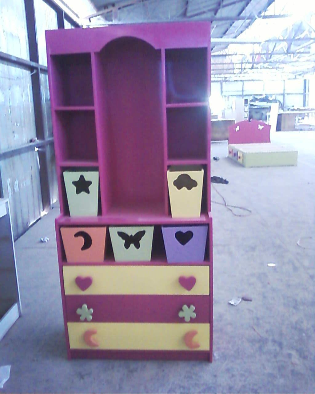 Muebles Infantiles Jazlyn
