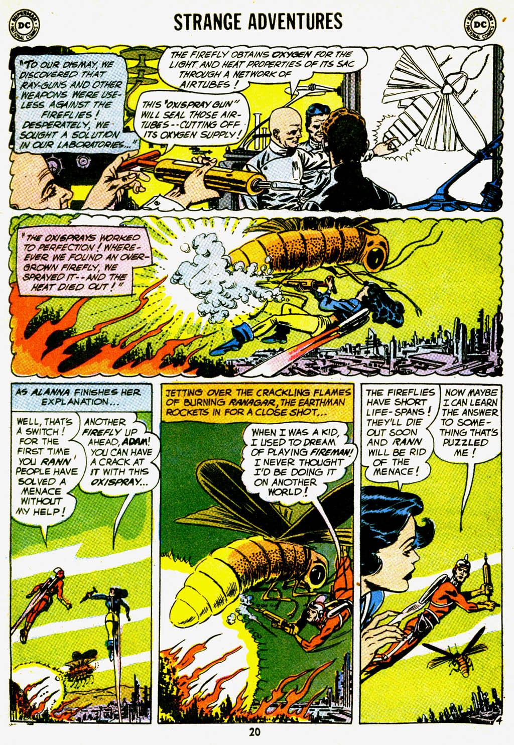 Strange Adventures (1950) issue 227 - Page 22