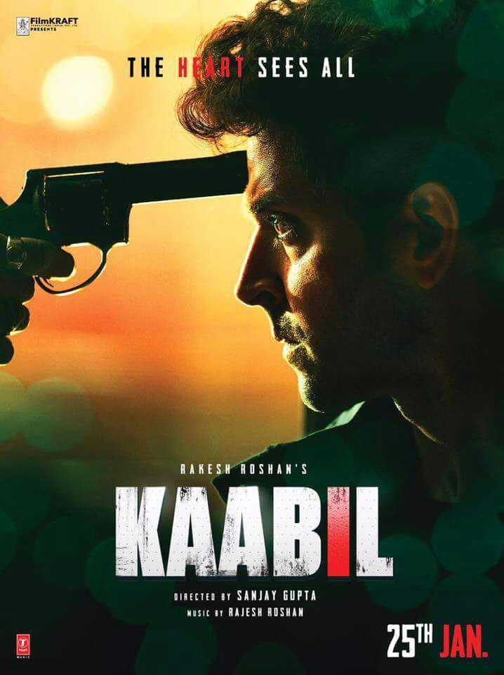 Kaabil (2017) HD Movie For Mobile
