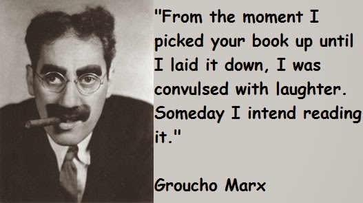 Bubbled Quotes: Groucho Marx Quotes and Sayings