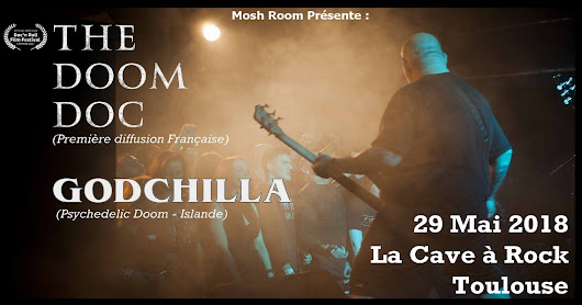 CONCOURS THE DOOM DOC + GODCHILLA By MOSH ROOM