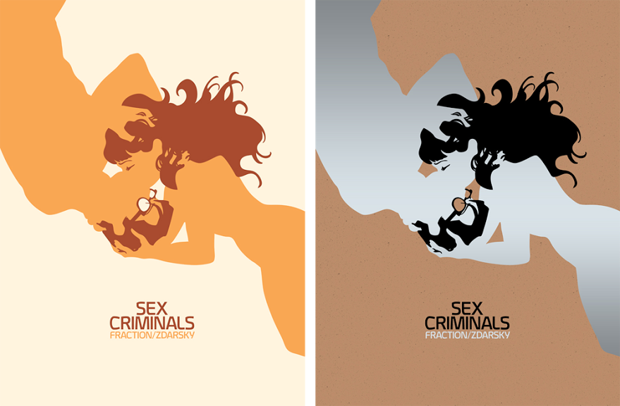 Sex Criminals Screen Print by Chip Zdarsky - Standard & Variant Editions