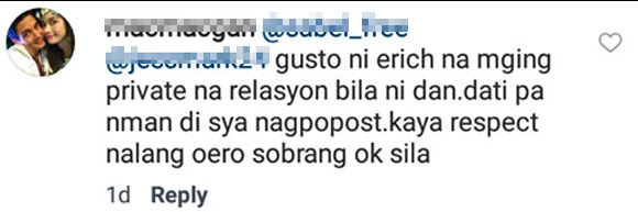 """Erich Gonzales Breaks Silence On Deleting Pics Of Daniel Matsunaga On Her Instagram Account: """"We Are Going Through Some Personal Things!"""""""