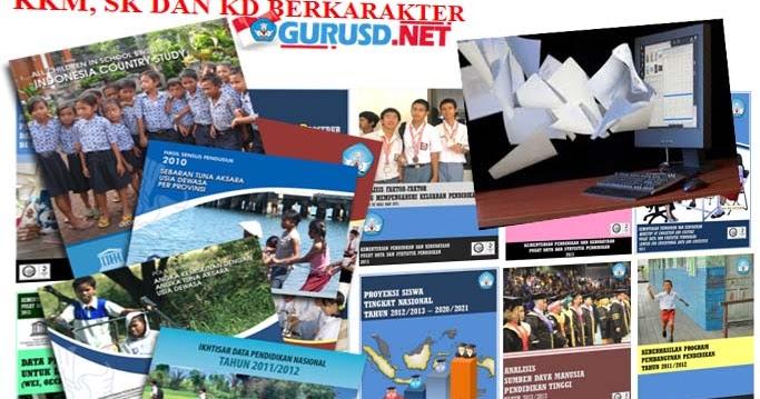 Rpp Silabus Prota Promes Kkm Ktsp Berkarakter Lengkap Untuk Sekolah Dasar Kurikulum 2013 Revisi