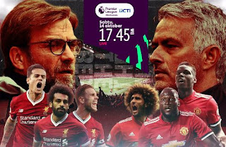 Liverpool vs Manchester United: Jose Mourinho Yakin Menang