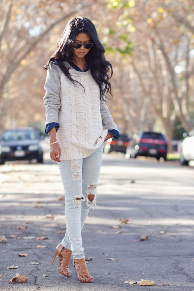 Preppy in Layers