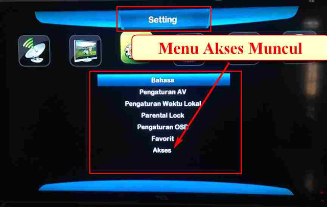 masukkan Softcam Key di Matrix Big Burger HD
