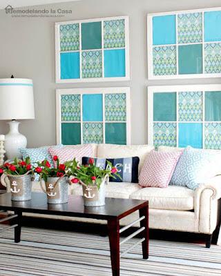 decor summer living room
