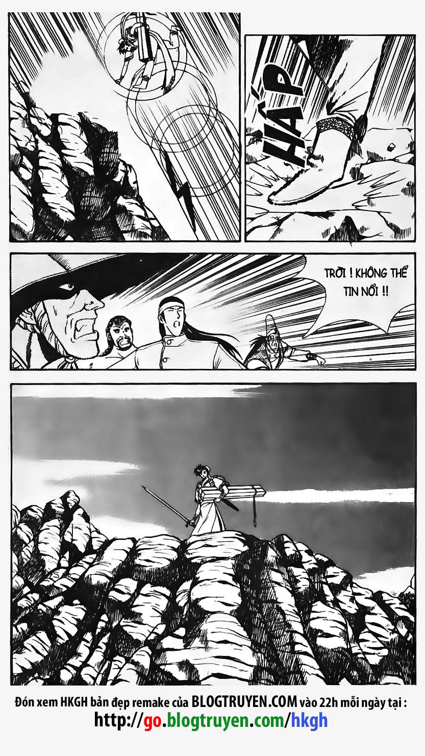 Hiệp Khách Giang Hồ Chap 008