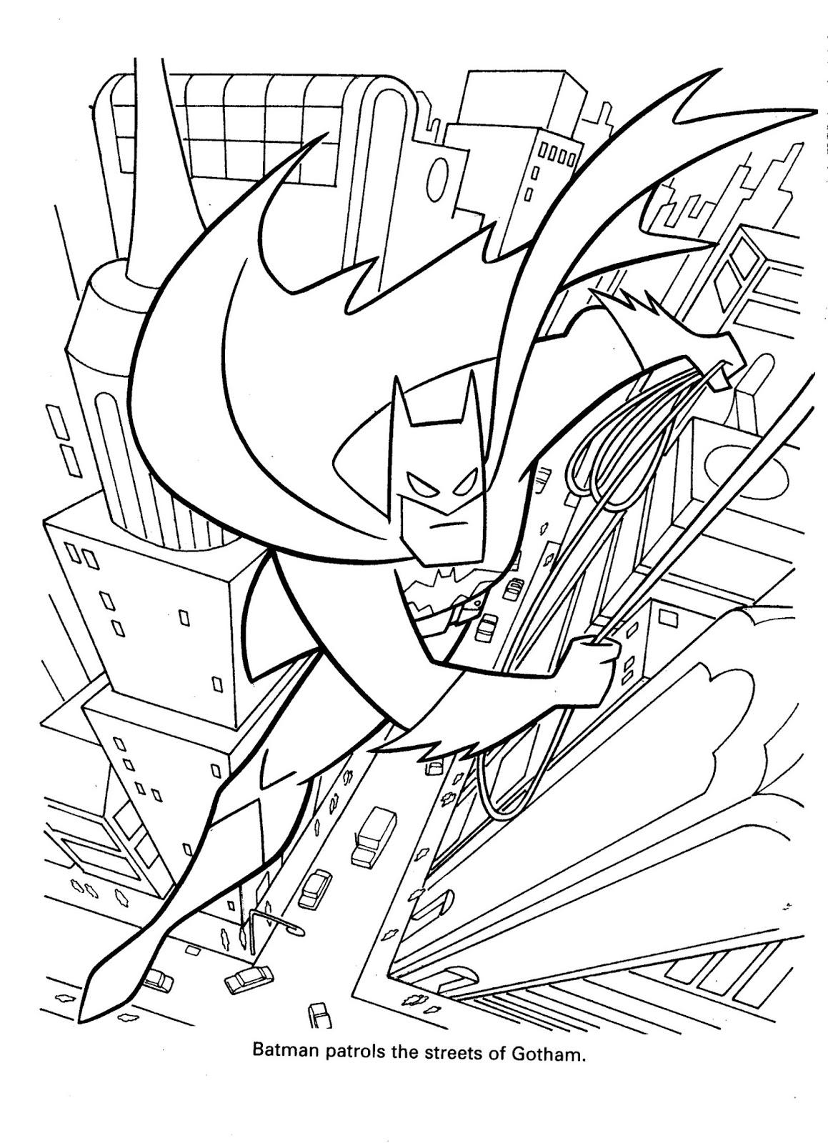 Bagi-Bagi Ajah: DC Comics Super Heroes Super Villain