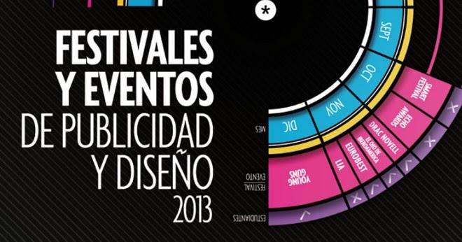 Calendario de Festivales y Eventos de Publicidad y Diseo