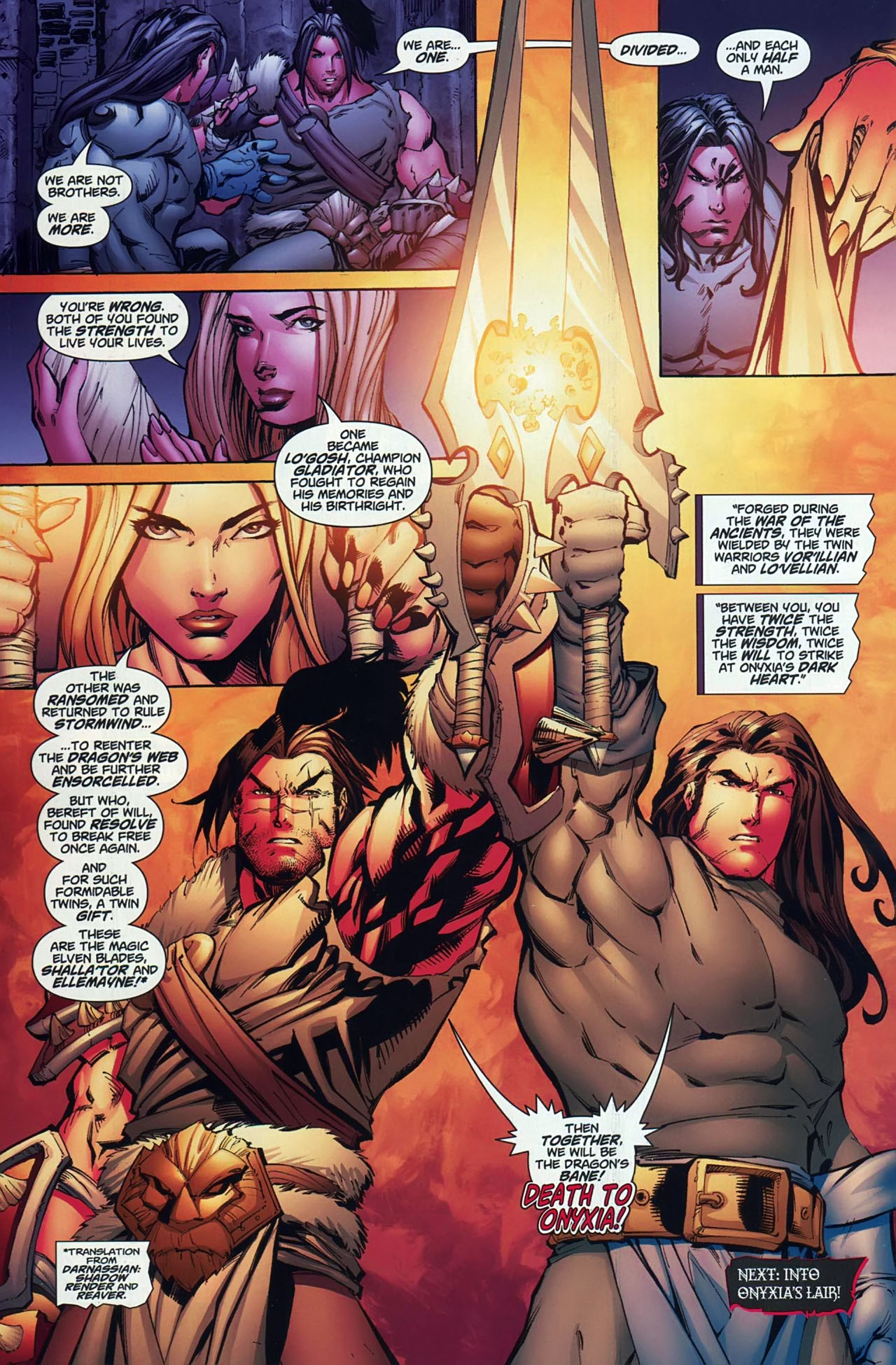 Read online World of Warcraft comic -  Issue #13 - 23