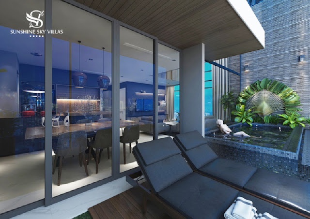 Dự án Sunshine Legend Sky Villas Quận 7 - Sunshine Group