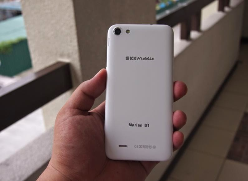 SKK Mobile Marian S1 Review: Celebrity Smartphone