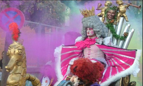 Carnaval en Ciudad Lineal 2013