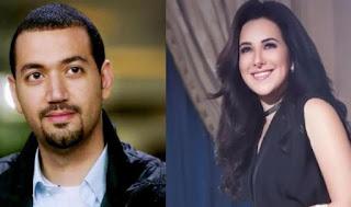 زواج الداعية معز مسعود بالممثلة شيري عادل يثير اهتمام رواد مواقع التواصل الاجتماعي
