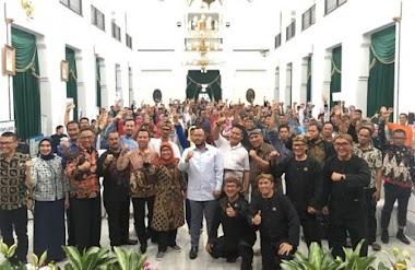 Kegiatan Temu Bisnis BUMDES se-Jawa Barat di Bandung