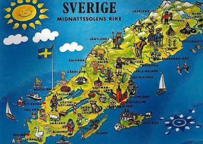 İsveç Sweden Sverige
