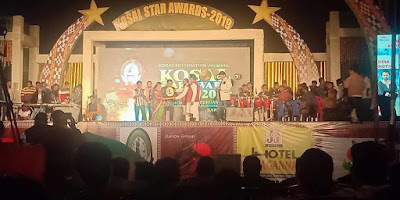 Top 5 Best Photos of Kosal Star Award 2019