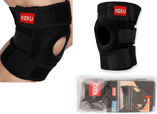Keku Breathable Neoprene Knee Brace - A Comfort For Everyday