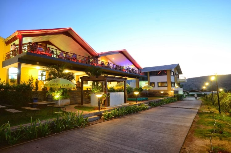 Tasting Room, Sula Vineyard, Nashik