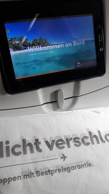 Flugverbindung Frankfurt nach San Juan mit Condor