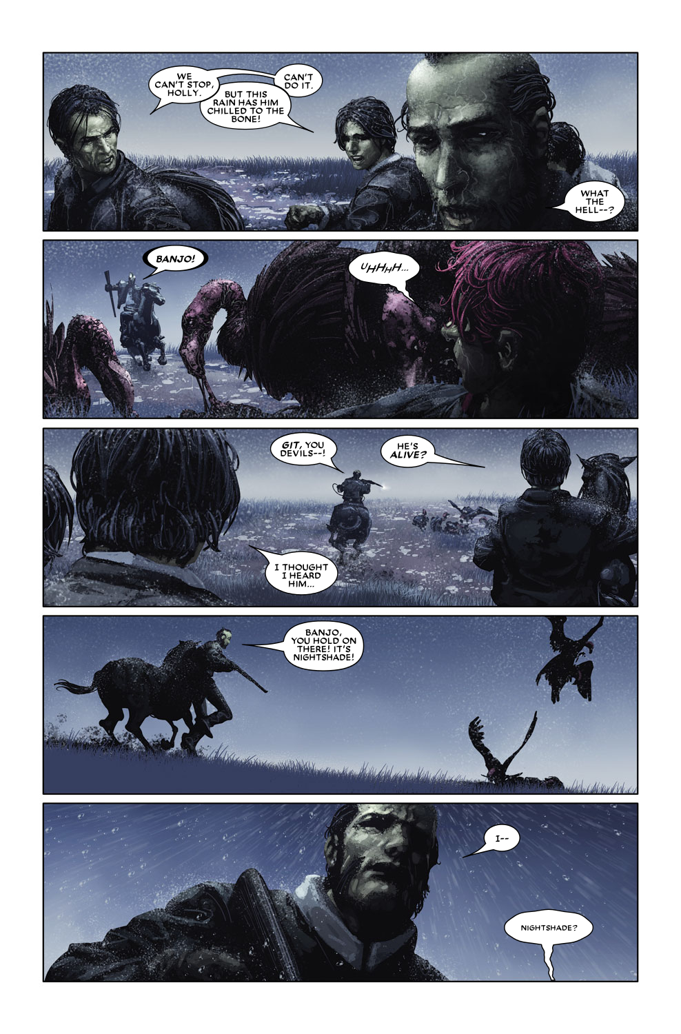 Read online Ghost Rider: Trail of Tears comic -  Issue #4 - 5