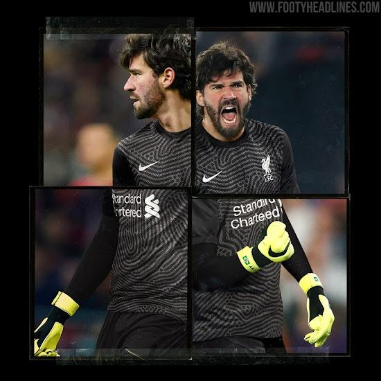 Nike Liverpool 20-21 Goalkeeper Home, Away & Third Kits ...