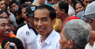 Youtuber's Menunggu Jokowi Blusukan