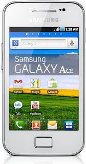 Cara atasi Samsung Galaxy Ace dengan mudah