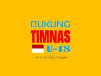 Jadwal Lengkap Timnas U-18 Indonesia di AFF Cup 2017
