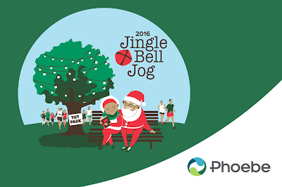 2016 Jingle Bell Jog logo