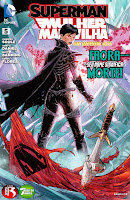 Os Novos 52! Superman & Mulher Maravilha #5