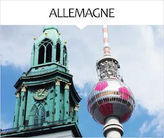 My Travel Background : Voyage Europe Allemagne