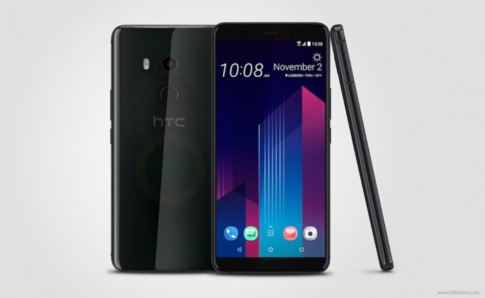 HTC announces U11+ with bezel-less display