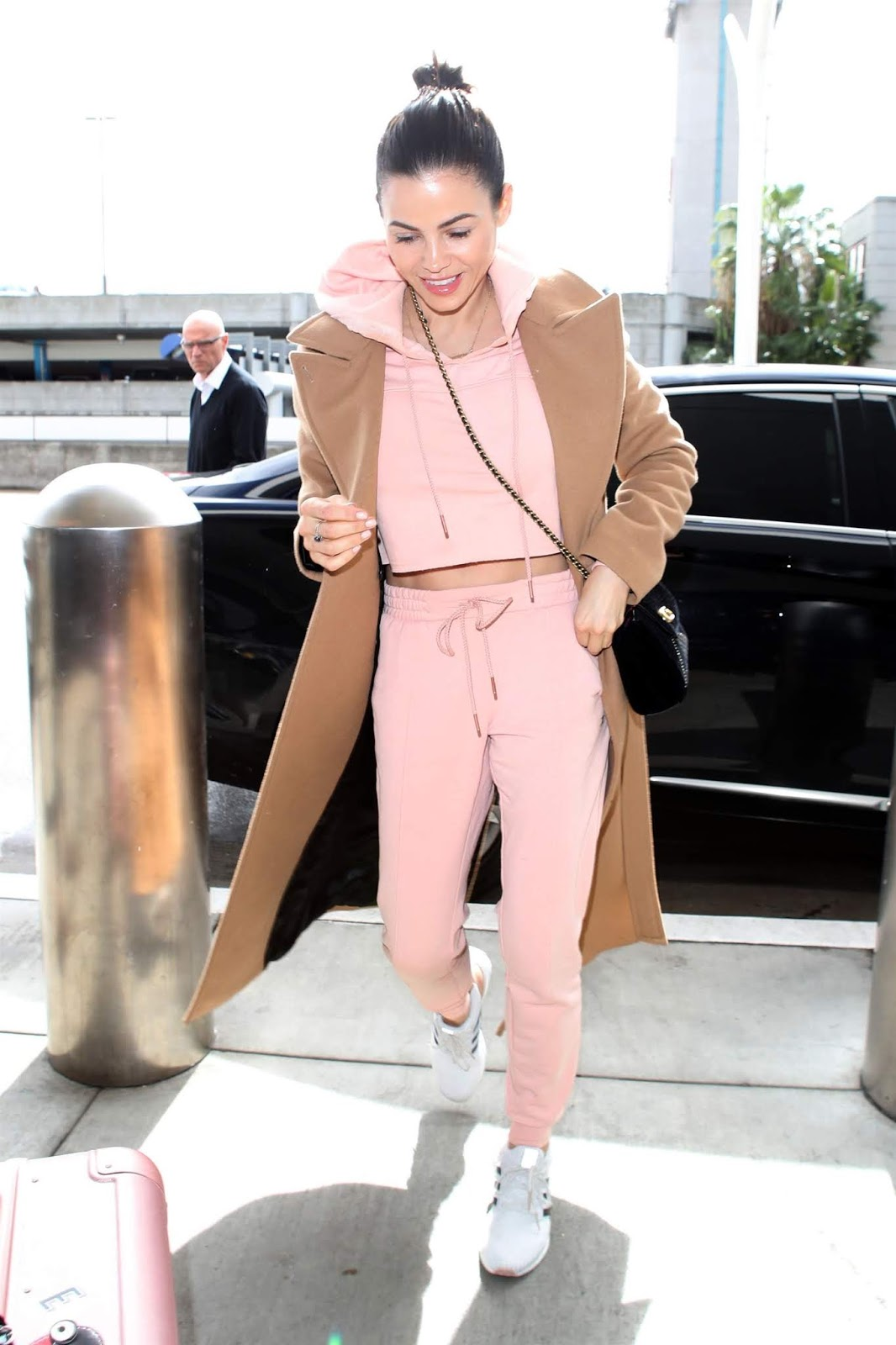Jenna Dewan gets ready to fly high in Los Angeles - 02/05/2019