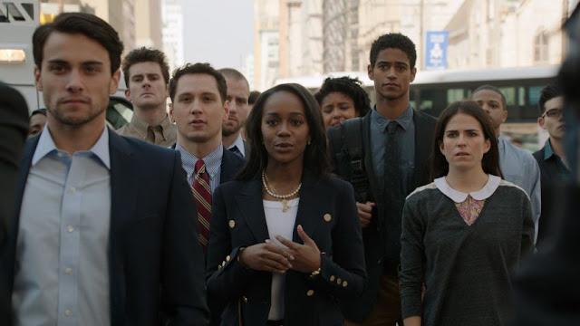 HOW TO GET AWAY WITH MURDER   Annalise sembra essere ritornata quella di sempre nel promo della decima puntata
